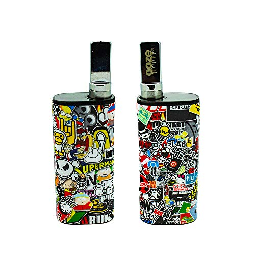 Custom Skin Decal for CCell Silo (Decal Only, Device is Not Included) - Vinyl Wrap Protective Sticker by VCG Customs (Sticker Bomb)