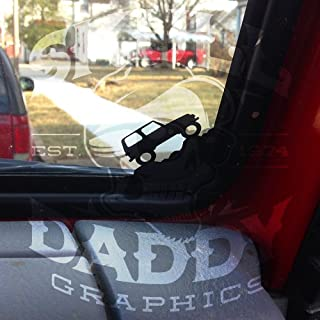 jeep stickers for windshields