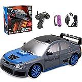 Coche de control remoto, 2.4G 4WD 15KM/H RC Car 1:24 Radio control remoto eléctrico coche carreras control remoto Offroad Buggy juguete regalo para niños y adultos - HB-SC24A02 (Hb-sc24a06)