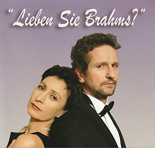Programmheft Uraufführung Francoise Sagan LIEBEN SIE BRAHMS ? Premiere 10.4.2007 Stadthalle Schlüchtern