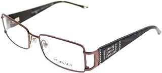 Versace VE1163B Eyeglass Frames 1013-5216 - Brown VE1163B-1013-52