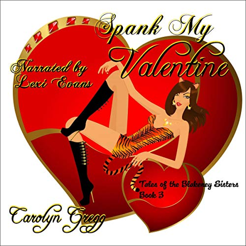 Spank My Valentine  By  cover art