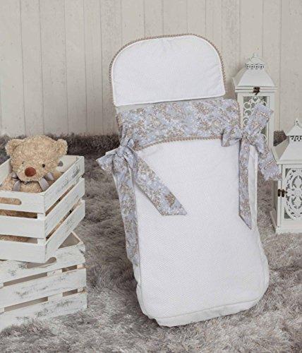 Babyline Toile - 3 verwendet Tasche für Babywanne und...