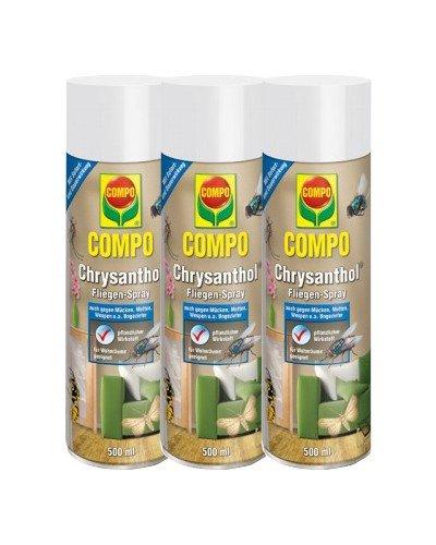 COMPO Chrysanthol FliegenSpray, 500 ml Spraydose 17648