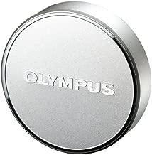 Olympus LC-48B Metal Lens Cap for M.Zuiko Digital 17mm 1:1.8 Lens (Silver)