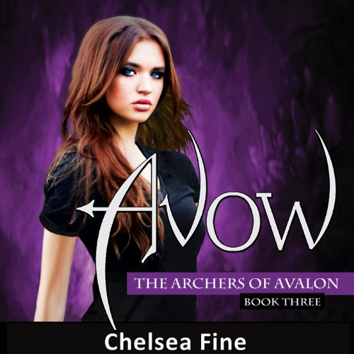 Avow audiobook cover art
