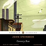 Cannery Row  By  cover art