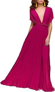 Amazon.fr : robe fushia mariage