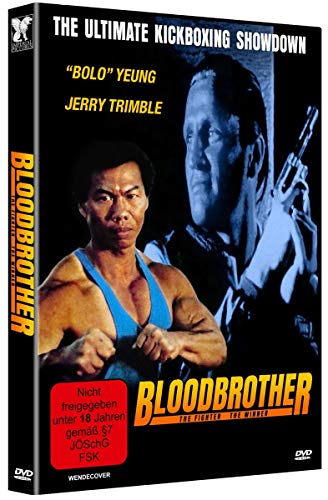 Bloodbrother - The Fighter, the Winner (Breathing Fire) - ungekürzte Fassung