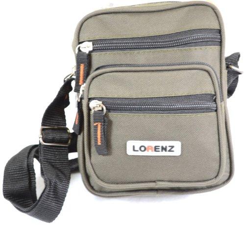 Unisex Multi Purpose Mini Shoulder/Travel Utility Work BAG Practical Handy Mens - 3 Colours (Green)
