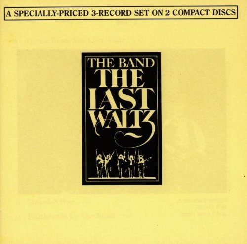 The Band Last Waltz by Band (2008-07-11)