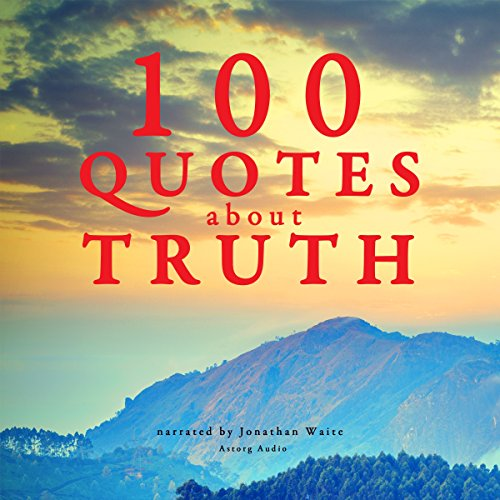 100 Quotes about Truth Titelbild