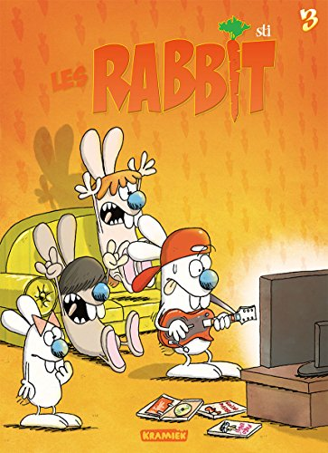 Les Rabbit Tome 3 : Show Lapin