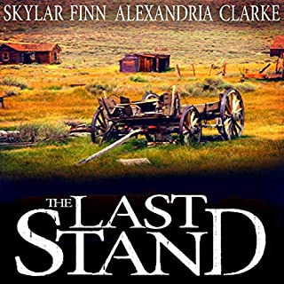 The Last Stand audiobook cover art