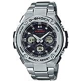 [カシオ] 腕時計 ジーショック G-STEEL 電波ソーラー GST-W310D-1AJF メンズ シルバー