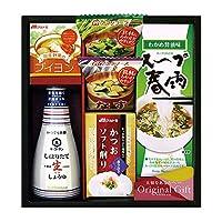 キッコーマン&アマノフーズ食品アソート B192-02
