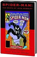 Marvel Premiere Classic Vol 70 - Spider-Man: Death of Jean DeWolff Premiere HC - Variant Cover