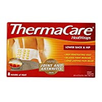Thermacare Lower Back And Hips Region 2 Uni [並行輸入品]