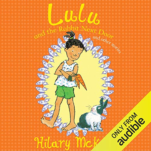 Lulu and the Rabbit Next Door and Other Stories cover art