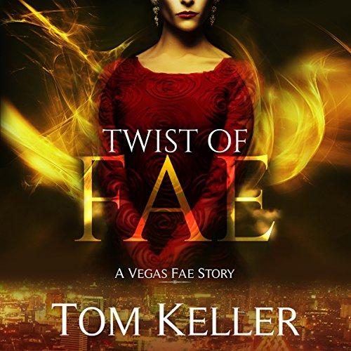 Twist of Fae audiobook cover art