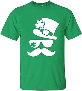 Men's Shamrock Funny Irish St Patricks Day T-Shirt