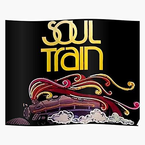 Finding Good Night Retro Music Soul Francis Train Home Decor Wall Art Print Poster !