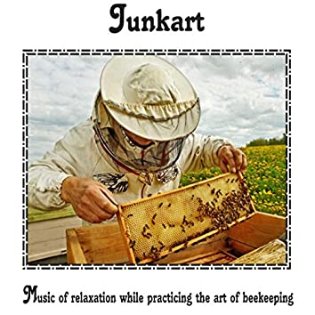 Music of Relaxation While Practicing the Art of Beekeeping
