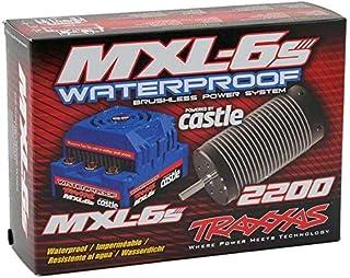 اكسسوارات لسيارات باجهزة تحكم عن بعد من تراكساس، TRA3378 نظام طاقة عديم الفرش MXL-6s WP