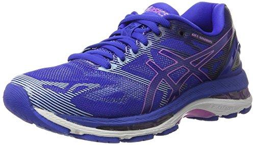 Asics Gel-Nimbus 19, Zapatillas de Running Mujer, Azul (Blue Purple/Violet/Airy Blue), 37.5 EU