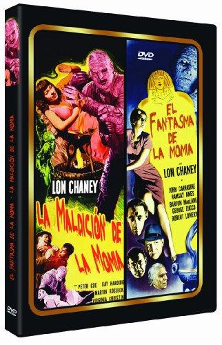 Pack: La Maldición De La Momia + El Fantasma De La Momia [DVD]