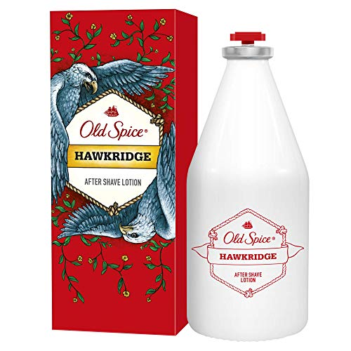 Procter & Gamble GmbH Old spice after shave lotion hawkridge 1er pack 1 x 100 ml