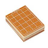 EasyWordMall 10個 PCB 5×7cm ユニバーサル基板 実験プレート [並行輸入品]