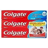 colgate dentifricio protezione carie - 6 pezzi da 75 ml