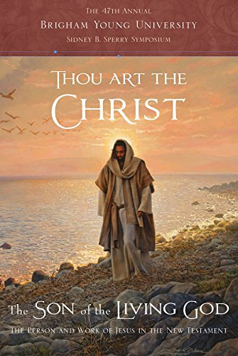 person and work of christ - 9