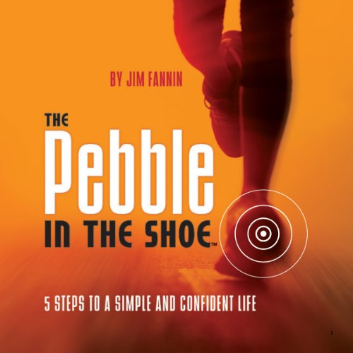 The Pebble in the Shoe audiobook cover art