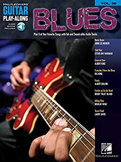 Blues: Guitar Play-Along Volume 38