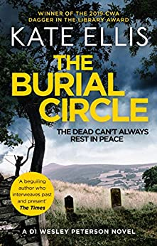 The Burial Circle: Book 24 in the DI Wesley Peterson crime series by [Kate  Ellis]