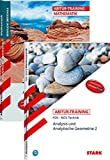 STARK Abitur-Training FOS/BOS - Mathematik Bayern 11. und 12. Klasse Technik, Band 1 + 2