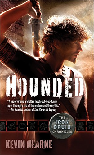 Hounded: The Iron Druid Chronicles, Book One: 1 ✅