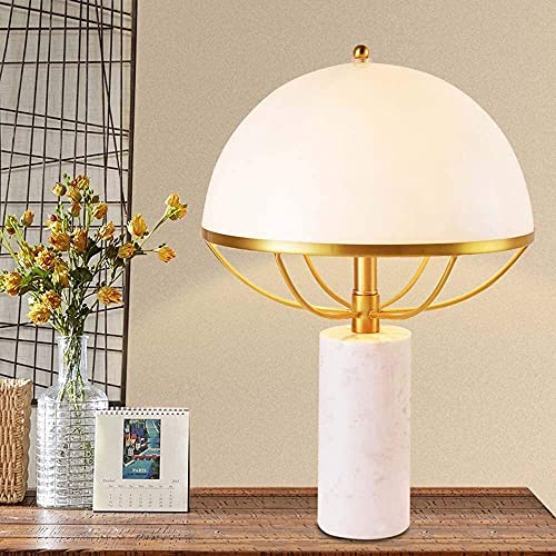 nakw88 Table Lamps Italian Post-modern Minimalist Designer Crystal Glass Polygon Model House Creative Bedroom Living Room Lamp D40 * H65CM