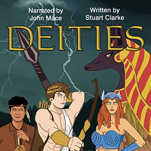Deities cover art