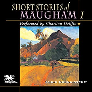Short Stories of William Somerset Maugham, Volume 1 audiobook cover art