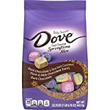 Dove Dark Chocolate Spring Easter 22.7 oz, Dark Chocolate, 22.7 Oz from AmazonUs/MARUO