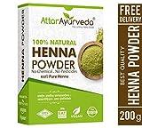 Attar Ayurveda Natural Henna powder for hair (200 gm)