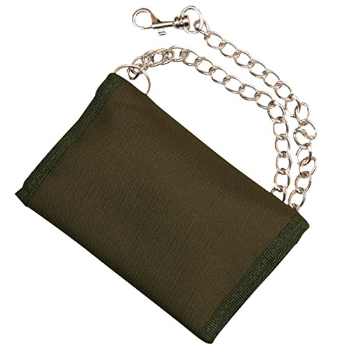 Kombat UK Military Wallet an Kette Einheitsgröße olivgrün