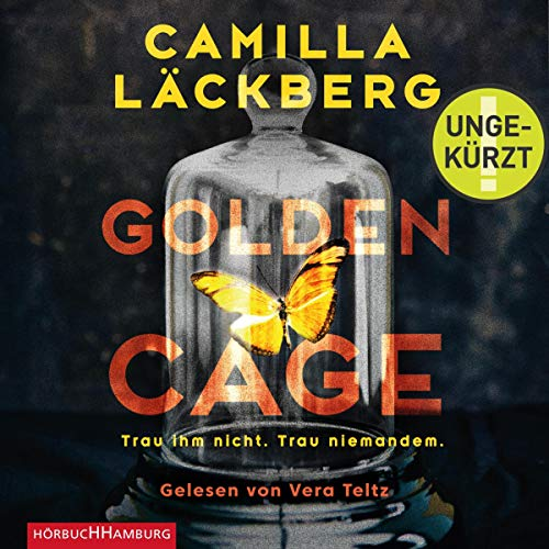 Golden Cage cover art