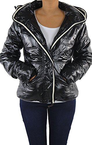Sotala Damen Winter Jacke Winterjacke Steppjacke Kapuze Kapuzenjacke Parka Jacket 048 L