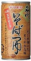 ヤマモリ 名代そばつゆ 195g×6本
