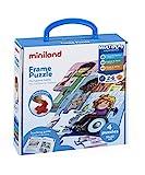 Miniland- Puzzle para niños (35370)