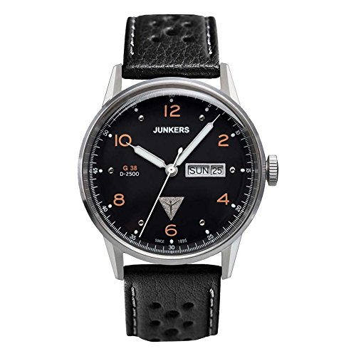 Junkers 6944-5 Junkers G38 Series Quartz Mens Watch